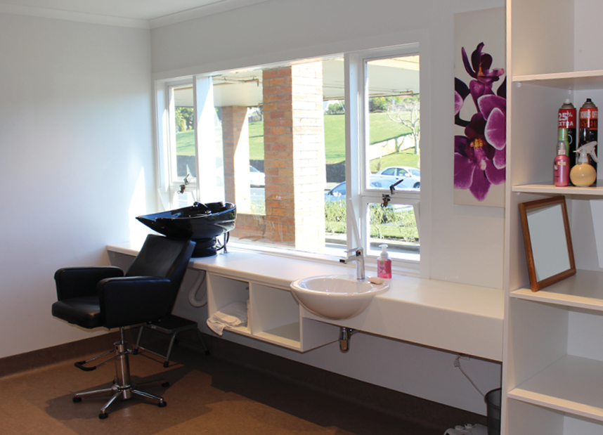 Salon at Freeman Court